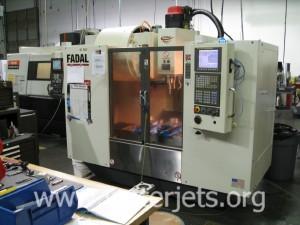 Modern milling machine